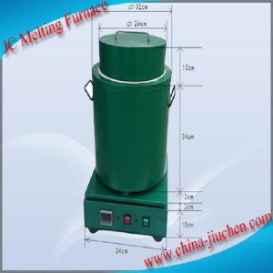 Buy cheap Métallurgie intelligente de JC 110V/220V fondant le petit four de fonte intelligent product