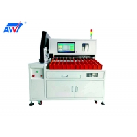 Buy cheap High Precision Battery And Cell Test Equipment 18650 Battery Sorting Machine 12 Grades product