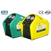 China CM2000 Portable refrigerant recovery unit Auto refrigerant gas recovery machine for R134A R22 R410A on sale