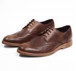 Buy cheap 歩きやすいダービー メンズ普段着の靴、大人のための通気性の柔らかい唯一の靴 product