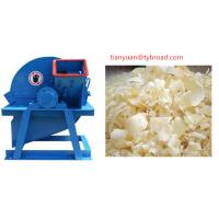 Buy cheap Factory price  hydraulic wood shaving machine for livestock chicken horse bedding product