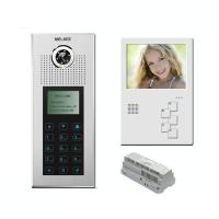 Buy cheap 32 Apartments Multi Apartment Video Intercom System with ID Card Access&Name List Operation product