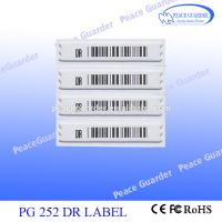 Buy cheap Soft Anti Theft Barcode Sticker Labels For Clothing / Apparel /Garment Store product