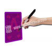 Buy cheap Luminous Playing Cards Invisible Ink A Marker Pen For Making Marked Decks product
