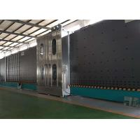 Buy cheap Low E Insulating Glass Production Line Frequency Control With 6 Soft Hair from wholesalers