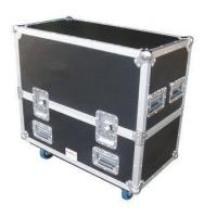 Buy cheap aluminum flight case with wheels and safe locks and strong handle size :1200*600 from wholesalers