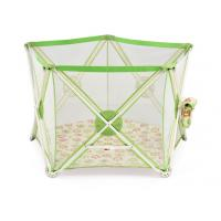 Buy cheap High - Grade Sponge Fold Down Portable Play Yard / Child Play Yard Indoor product