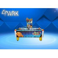 Buy cheap 220V Coin Operated Arcade Machines  ,  Automatic Irregular Out Balls Wrist Shot Air Hockey Table product