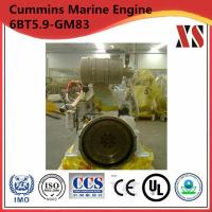 Original Cummins 6BT5.9-GM83 Marine diesel engine for sale