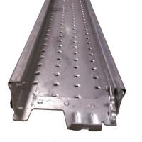Buy cheap 240mm wide scaffolding steel plank with locks product