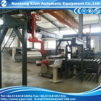 China LNG/CNG/LPG plate rolling machine production line is a perfect equipment for auto-rolling on sale