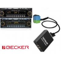 Buy cheap iPod/iPhone car adapter interface integration player for Becker Head Unit product