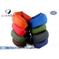 China Comfort  Memory Foam Cervical Pillow With Neck Support , Colorful Foam Contour Pillow wholesale