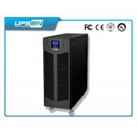 Buy cheap 10Kva - 80Kva 3 Phase Uninterruptible Power Supply , 3 / 3 Phase Transformerless Online UPS product
