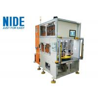Buy cheap Four station automatic stator coil Winding Machine for ceiling fan motor product