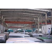 Buy cheap 316L, 317L NO.1 Hot Rolled Stainless Steel Plate,1000 / 1219 / 1500 / 1800/ 2000mm Width product