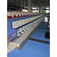 Buy cheap computerized high speed 88 heads embroidery machine for lace production product