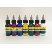 Buy cheap Original Eco - Friendly Harmless Permanent Tattoo Ink For Body 30ml product
