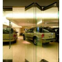 Buy cheap Movable Frameless Glass Partition Wall For Bank,Airport and Cenvention Center product