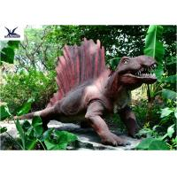 Buy cheap Forest Full Size Amusement Realistic Dinosaur Statues Animatronic Robot Dinosaurs product