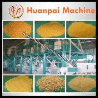 China full automatic corn meal mill on sale