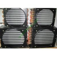 Buy cheap China good quality frozen cabinet copper tube aluminum fin condenser coil product