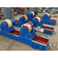 China 20T Lead Screw Adjusting Pipe Welding Rotator for Boiler or Pipe Automatic Welding wholesale