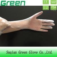 Buy cheap Quality Inspection Vinyl Examination Gloves Machine Maintenance Waste Disposal product