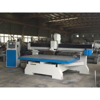 Buy cheap ATC Amluminum Acrylic Moving Table CNC Router Wood Carving Mini Word Processing product