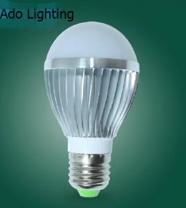Buy cheap 3W new design 2700K 4500K 6500K led aluminum bulb home lighting product