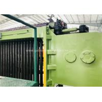 Buy cheap Hillside Automatic Spring Coiling Machine , 20r/Min Speed Gabion Making Machine 22KW product