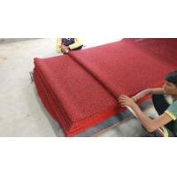 Buy cheap High Performance Door Mat Manufacturing Machine 22000mm Machinery Length product