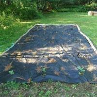 Buy cheap weed barrier menards Landscape Fabric Suppresses Weed Growth product