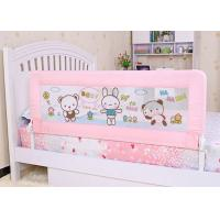 Buy cheap Pink Foldable Queen Size Safety Rail Bed Woven Net For Protect Baby product