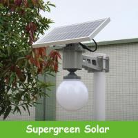 China Outdoor Solar LED Security Light with Motion Sensor on sale