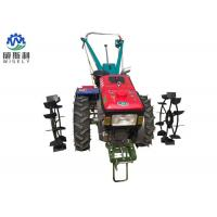 China Paddy Field Electric Walk Behind Tractor Implements With Lighting Fixture on sale