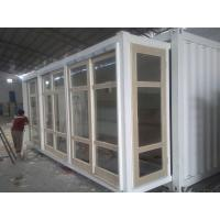 Buy cheap prefab container coffee shop product