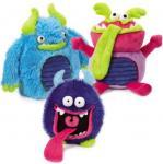 Buy cheap Odor Free Plush Pet Toys , Grriggles Grunting Buglies Soft Plush Dog Toys product