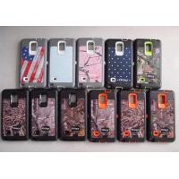 China otterbox Defender Hybrid Armor camo Case For iphone 4 5 6 7 plus note7 s3 s4 s5 s6 s7  TPU PC Protective Cover wholesale