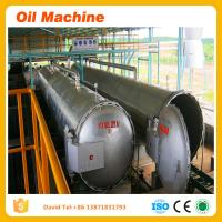 Buy cheap Palm Oil Extraction Machine Palm Oil Press Machine Palm Oil Refining Machine product