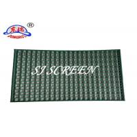 3mm Thickness Durable Shaker Screen Mesh With 316 Stainless Steel Material