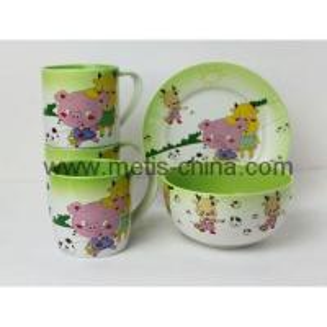 Buy cheap Vajilla de cerámica de los niños product