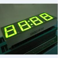 Buy cheap Super Green 0.56 Inch Clock LED Display , Common Anode 7 Display product