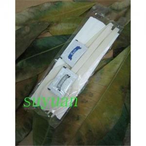 Buy cheap 使い捨て可能なPSMの食事用器具類はナプキン、塩およびコショウと置きました product