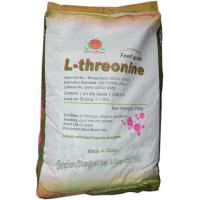 China White Animal Nutrition L Threonine 98.5 Feed Grade Amino Acids No.SAA-THRL98 wholesale