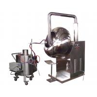 Buy cheap Chocolate Ball Simple Film Coating Machine , Automatic Tablet Coating Machine product