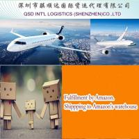 Buy cheap Amazon FBA shipments services china to CHARLOTTE USA professional Amazon cargo agent service in China product