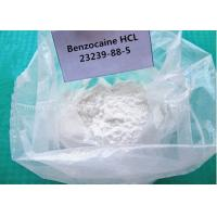 Pain Reliever Local Anesthetic Powder Benzocaine Hydrochloride For Heal Wounds