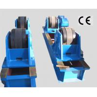 Buy cheap Adjustable Vessel Pipe Rollers Hydraulic Bending Machine Digital Display VFD product