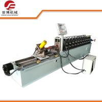 Buy cheap Light Gauge Steel C Profile Cold Roll Forming Making Machine For Roof Truss from wholesalers
